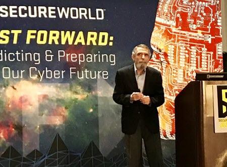 cyber experts Ponemon Secureworld 2018