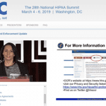 HIPAA Summit 2019 News – Ep 198